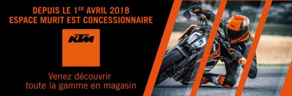 Espace Murit : Concessionnaire officiel KTM
